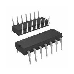 Ir2112 Mosfet Driver International Rectifier Dip14 Itytarg