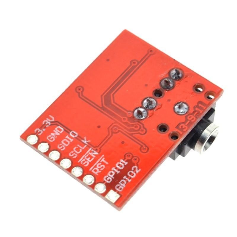 Radio Fm Receptor Si4703 Control Digital Spi Arduino Itytarg