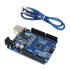 Arduino Uno R3 Atmega328p Smd Ch340g C/cable Itytarg
