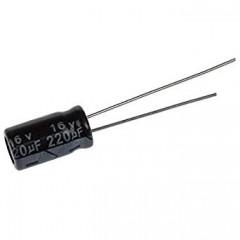 Capacitor Electrolítico 2200uf 16v Though Hole X100u Itytarg