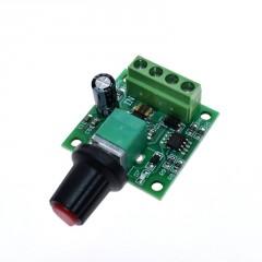 Control Velocidad Motor Pwm Dc Regulador 15v 2a 30w Itytarg