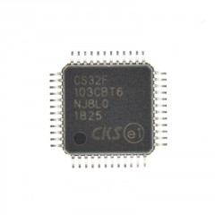 Microcontrolador Cs32f103cbt6 Arm Cortex M3 Comp. Stm32f103cbt6  48lqfp Itytarg