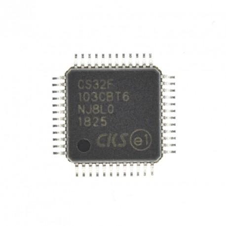 Cs32f103cbt6 Arm Cortex M3 Comp. Stm32f103cbt6  48lqfp Itytarg