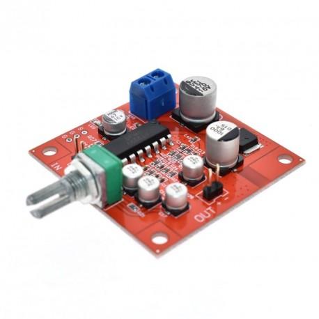 Pt2399 Interfaz Reverberacion De Microfono 6-15v Itytarg