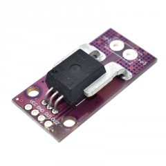 Sensor Corriente Hall Acs758 Acs758lcb-050b-pff-t 50a Ac Dc  Itytarg