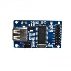 Controlador Usb Ch376 Ch376s Arduino Fat Memoria Flash Itytarg