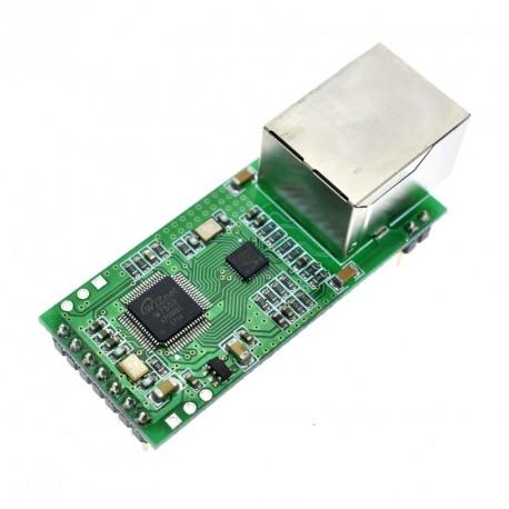 Fs100p Ethernet To Serial Conversor Ttl Uart Tcp Udp  Itytarg
