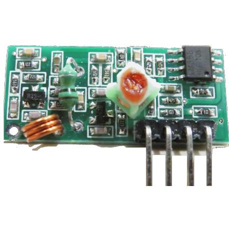 Receptor Control Remoto 433mhz Para Arduino 5v Xy-mk-5v