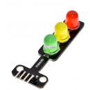Placa Leds 5mm Semaforo Rojo Verde Amarillo Catodo Comun 5v Arduino  Itytarg