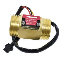 Sensor De Flujo De Agua Yf-b10 Flow Meter Caudalimetro Itytarg
