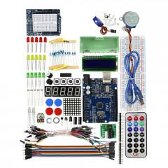 Kit Arduino K005 Arduino Starter Kit Gabinete Itytarg