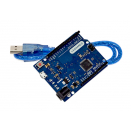 Interfaz Arduino Leonardo R3 Atmega32u4 + Cable Usb Itytarg