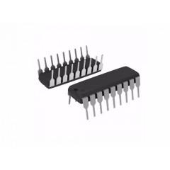 Microcontrolador Pic 16f84a -04/p Dip18 Itytarg