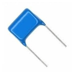 10 X Capacitor Polipropileno 1n8 X 1600v 1800pf Itytarg