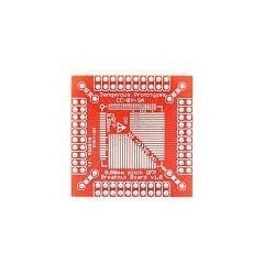 Adaptador Xqfp 0.8mm Breakout Board 319010351  Itytarg