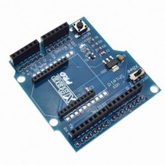 Interfaz Xbee Xblue Expansion Shield  I/o  Arduino Itytarg