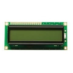 Display Lcd 16x1 Con Back Light Tech1601a-fl-gbw Itytarg