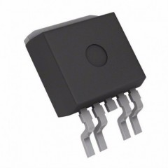 Switch Power Mosfet Bts441 Profet 17a To-263-5 Itytarg