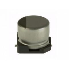 Capacitor Smd Electrolitico Aluminio 100uf X 16v Itytarg