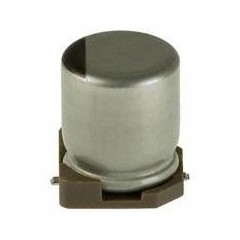 Capacitor Smd Electrolitico Aluminio 100uf X 35v Itytarg