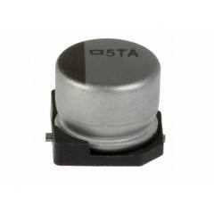 Capacitor Smd Electrolitico Aluminio 22uf X 50v Itytarg