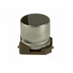Capacitor Smd Electrolitico Aluminio 22uf X 10v Itytarg
