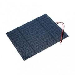 Panel Solar 3w 138x160mm 5.5v 5v Max 540ma Itytarg