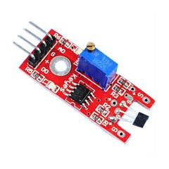 Ky-024 Sensor Efecto Hall Lineal Arduino Itytarg