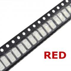 50 X Led Smd Rojo Ultrabrillo 5630 5730 2v A 2.6v  Itytarg