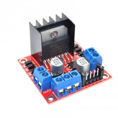 L298 Doble Puente H Driver L298n Motor Dc Arduino  Itytarg