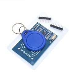 Kit Rfid Rc522 13.56mhz Tarjeta Llavero S50 Arduino Itytarg
