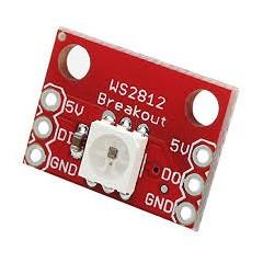 Ws2812 (6 Pin) Rgb Led Breakout Arduino Itytarg