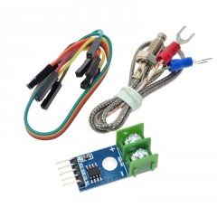 Modulo Max6675 + Termocupla K Spi Sensor Temperatura Itytarg