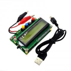 Lc100-a Lcr Digital Meter Inductimetro Capacimetro Itytarg