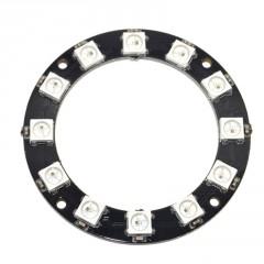 Rgb Ring Anillo 12 Bits Ws2812 5050 Arduino Itytarg
