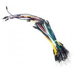 Kit 65 Cable Macho Macho Surtido S/ Dupont Arduino Itytarg