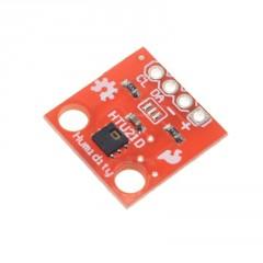 Htu21d Sensor Humedad Y Temperatura I2c 3.3v Arduino Itytarg