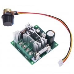 Control Velocidad Motor Pwm Dc Regulador 6 A 90v 15a Itytarg