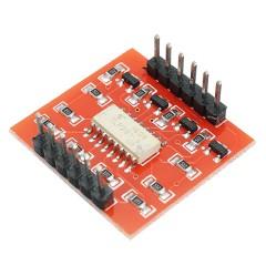 Modulo Optoacopldor 4ch A87 Arduino Itytarg