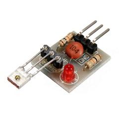 Interfaz Receptor Sensor Laser No Modulado  Itytarg