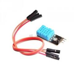 Sensor Humedad Temperatura  Dht11 Con Cables Arduino Itytarg