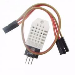 Sensor Temperatura Y Humedad Dht22 Am2302 + Cable Itytarg