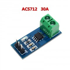 Sensor De Corriente ± 30a Efecto Hall Acs712 Arduino Itytarg