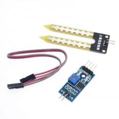 Sensor Humedad Suelo Moisture Higrometro Arduino Itytarg