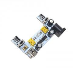 Mb102 U Breadboard Fuente Multivoltaje Protoboard Vin: 7  12vdc O Usb, Salida 3.3v 5v Itytarg
