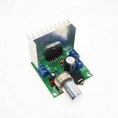 Tda7297 Amplificador Audio 15w + 15w 9-12v Dc  Itytarg