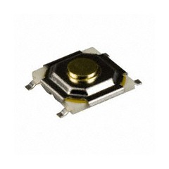 Tact Switch Smd Spst-no 0.02a 15v Pts525 Itytarg
