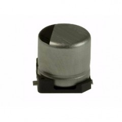 Capacitor Electrolítico 47uf X 6.3v Smd X 10 Unid Itytarg