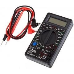 Tester Multimetro Digital Unit-t Dt-830d Dt830d Con Buzzer Itytarg