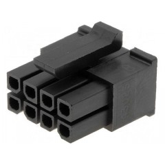 Conector Microfit 8 Pin 3mm Molex 43025-0800 Itytarg